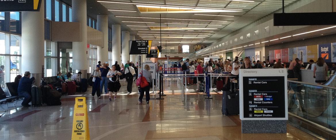 Gestão de Aeroportos