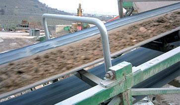Detetor de metais para as Industrias dos Plásticos e Mineira